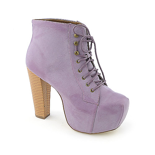 Shoe Republic LA Step womens platform boot