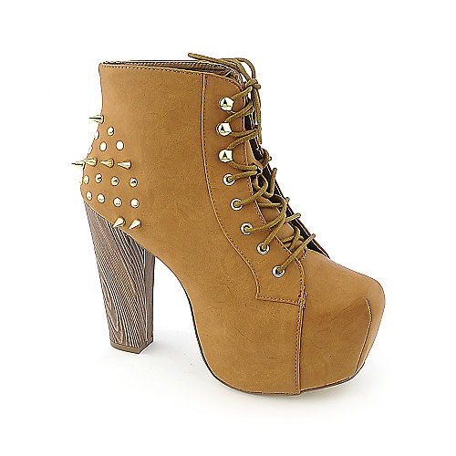 Shoe Republic LA Terza womens platform boot