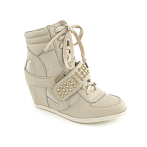 Shiekh Mariela-08 womens sneaker wedge casual shoe