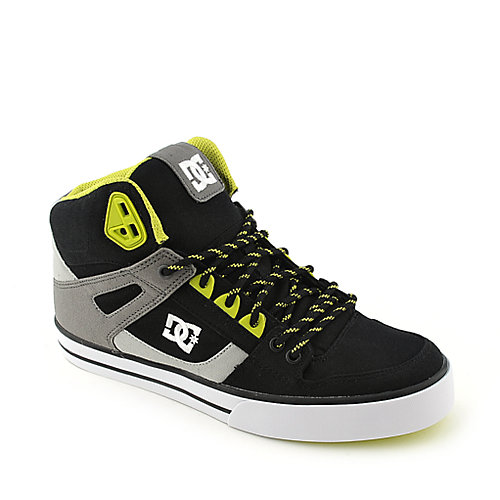 DC Spartan High WC TX mens athletic skate shoe