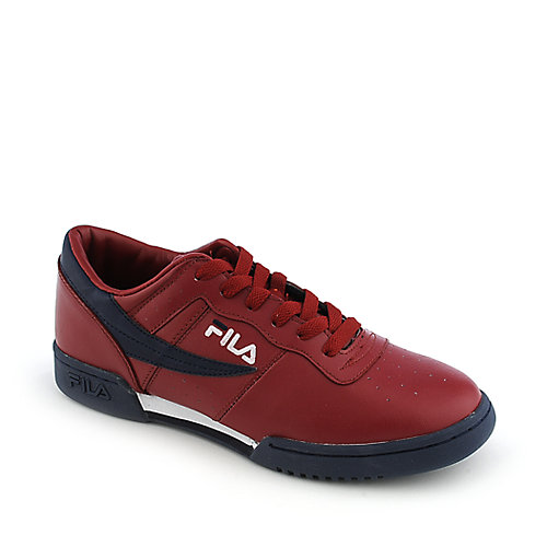 c5c9c3b90adb Fila Original Fitness Lea mens athletic tennis shoe