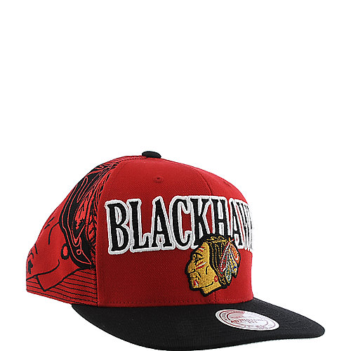 Mitchell and Ness Chicago Blackhawks Cap snapback hat