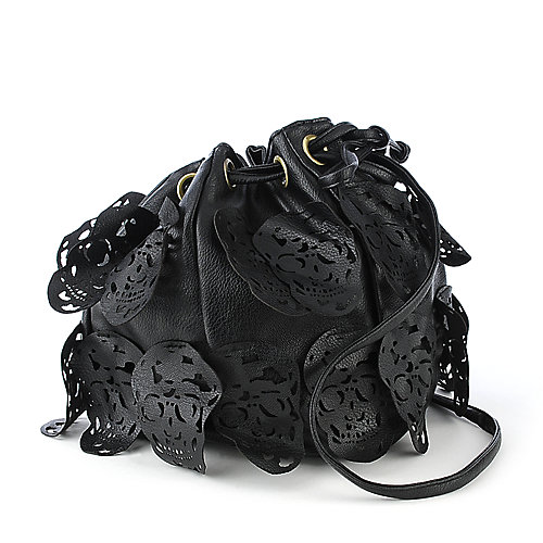 Elleven K. Skull Laser Bag accessories handbags
