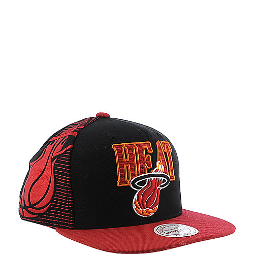 Mitchell and Ness Miami Heat Cap snapback hat