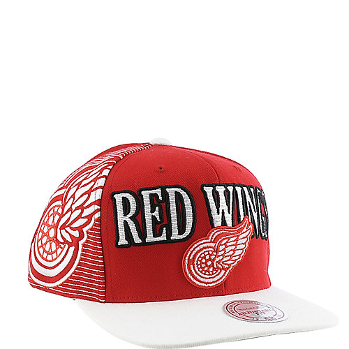 Mitchell and Ness Detroit Red Wings Cap snapback hat