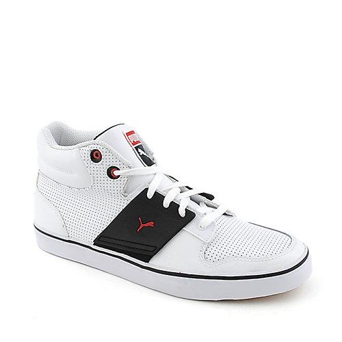 99c67fdcc4904a Puma El Ace 2 Mid Perf mens lifestyle sneaker