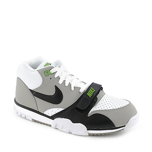 Nike Performance AIR MAX TRAINER 1 - Sports shoes - medium grey/chlorophyll/white/black xhD2503C