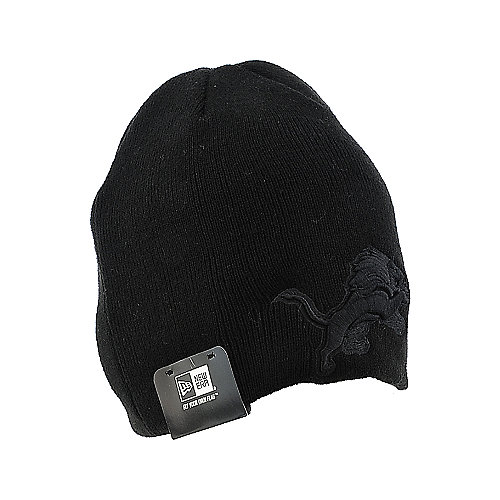 New Era Detroit Lions Knit Cap knit beanie