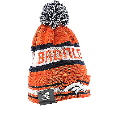 New Era Denver Broncos Knit Cap knit beanie