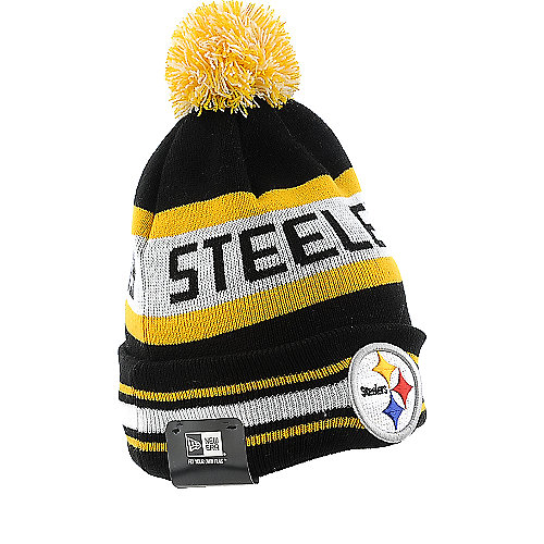 New Era Pittsburgh Steelers Knit Cap knit beanie