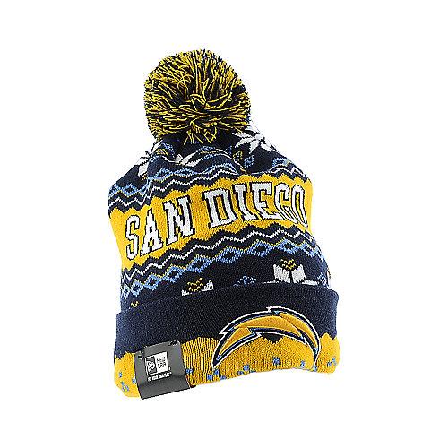 New Era San Diego Chargers Knit Cap knit beanie 76f5e80f41f