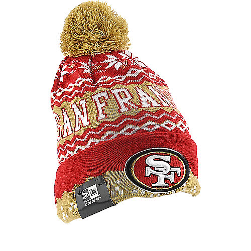 New Era San Francisco 49ers Knit Cap knit beanie