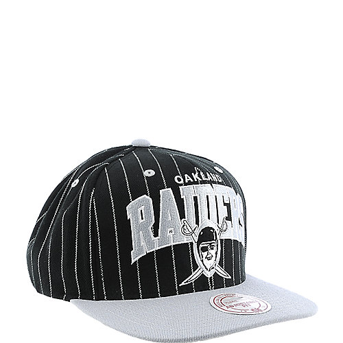 Mitchell and Ness Oakland Raiders Cap snapback hat