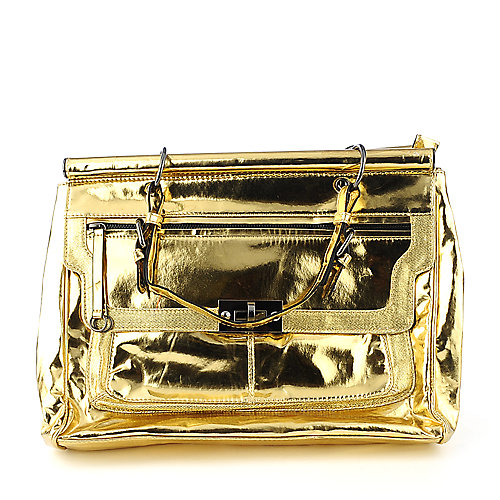 Shiekh Gold Handbag