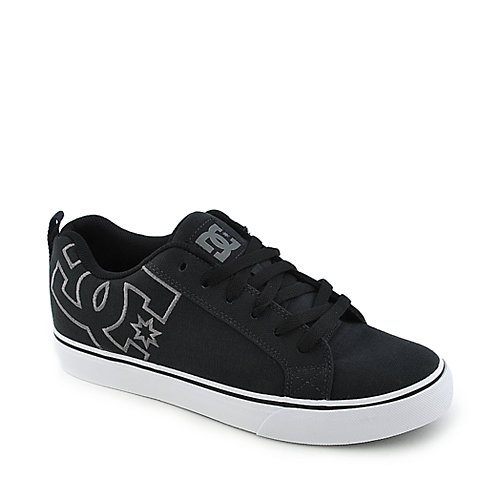 DC Shoes Court Vulc TX mens athletic skate sneaker