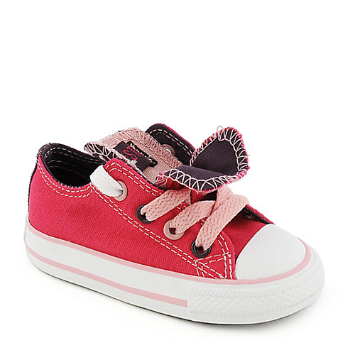 Converse Chuck Taylor All Star Double Tongue Ox infant sneaker