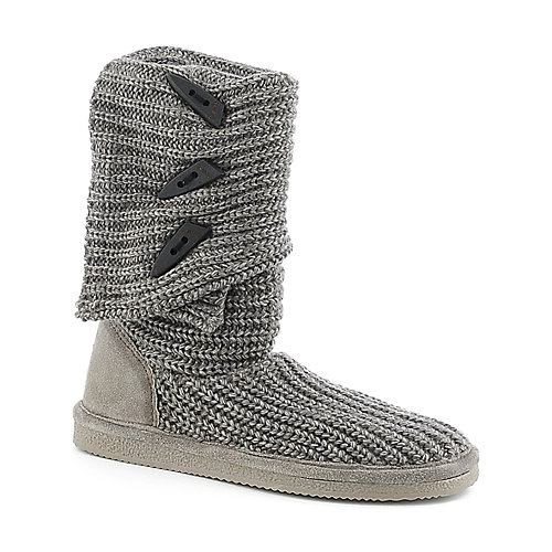 BearPaw Knit Tall womens knit boot