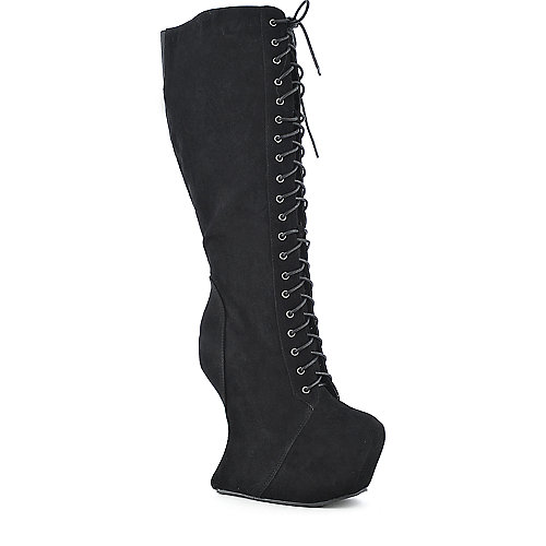 Vintage Goddess-08 womens knee-high boot