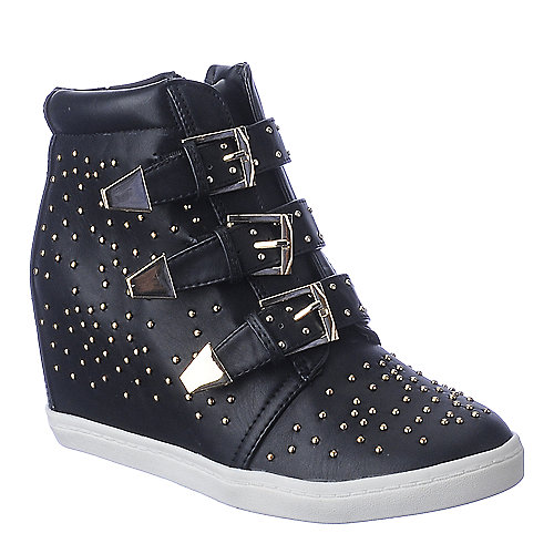 Shiekh Steve-1 high heel sneaker wedge