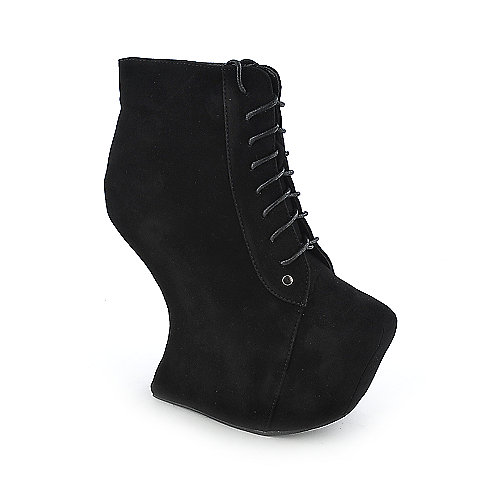 Glaze Addicted-2 womens hidden platform boot