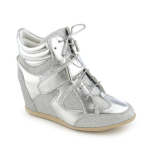 Shiekh womens 086 womens casual shoe sneaker wedge