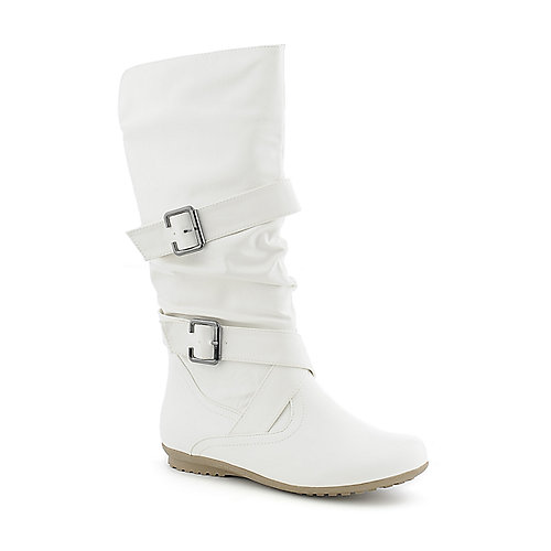 Bamboo Herbie 02 womens flat boot