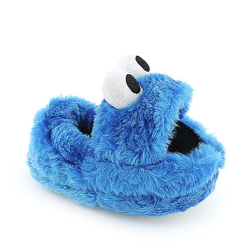 Stride Rite Cookie Monster toddler slippers