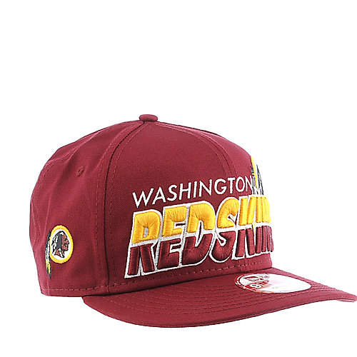 New Era Washington Redskins cap snapback hat