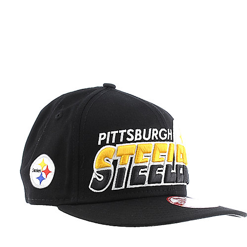 New Era Pittsburgh Steelers cap snapback hat