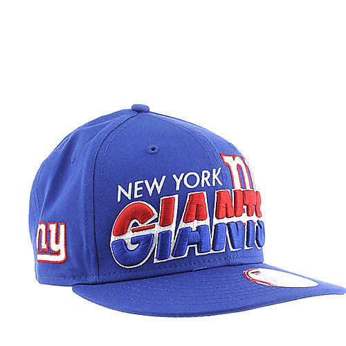 New Era New York Giants cap snapback hat