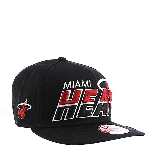 New Era Miami Heat cap snapback hat