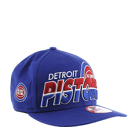 New Era Detroit Pistons cap snapback hat