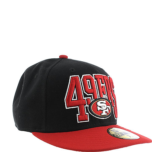 New Era San Francisco 49ers Team fitted cap