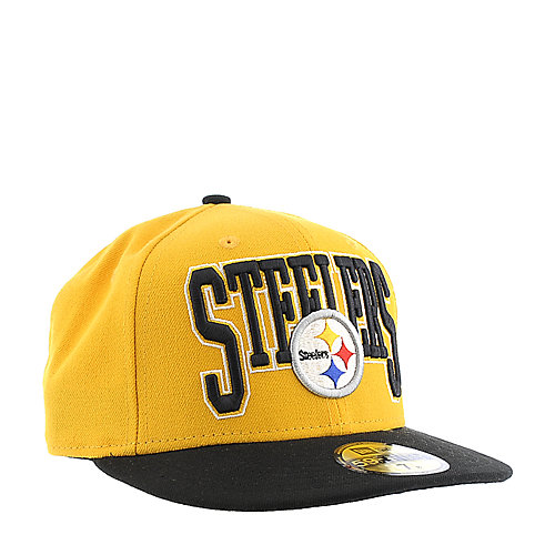 New Era Pittsburgh Steelers cap fitted hat