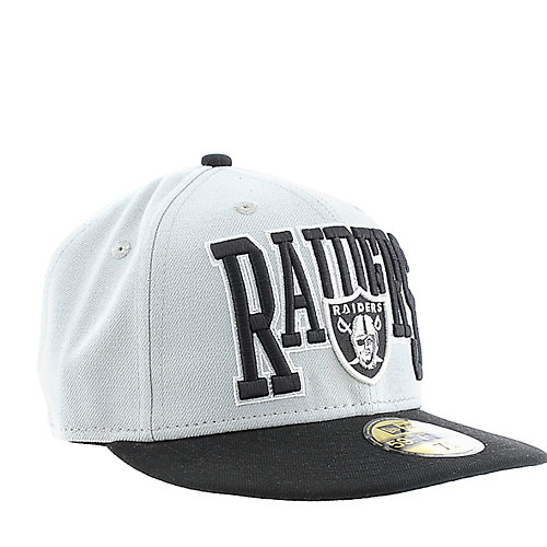 New Era Oakland Raiders Team fitted cap