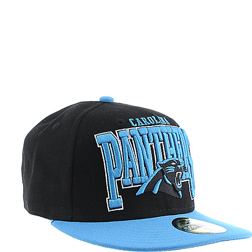 New Era Carolina Panthers team fitted cap