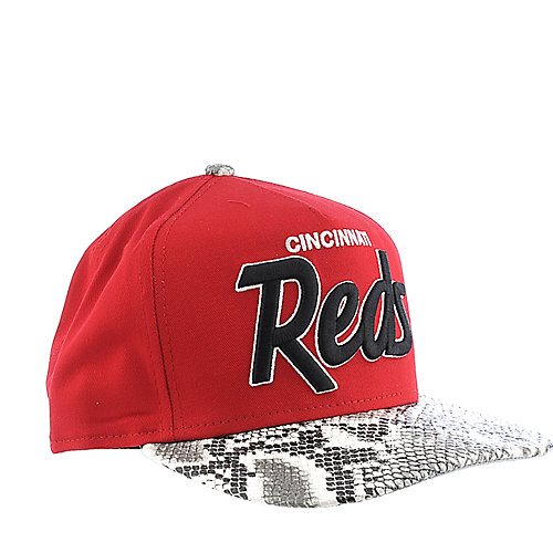 Cincinnati Reds Team Snake adjustable cap
