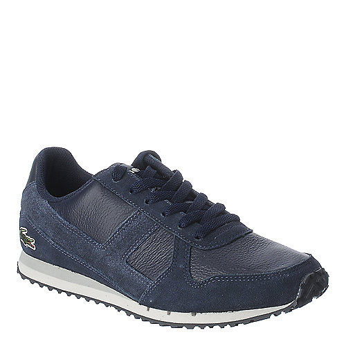 Lacoste Castera mens casual lace up sneaker