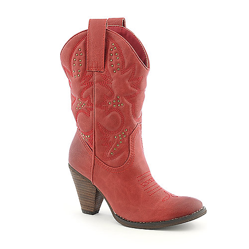 Very Volatile Dallsa womens mid calf western/riding boots