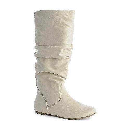 Soda Zuluu-S womens flat mid calf boot