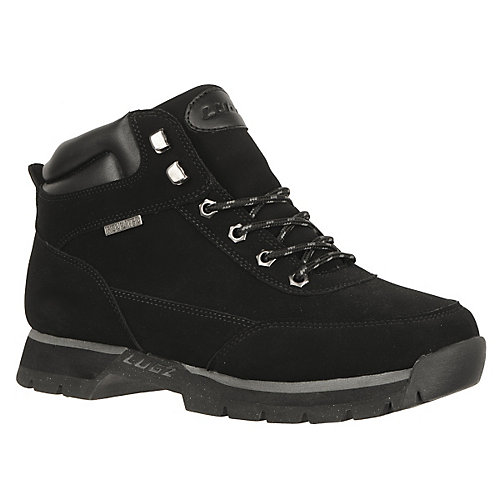 buy lugz mens scavenger black charcoal durabrush boots
