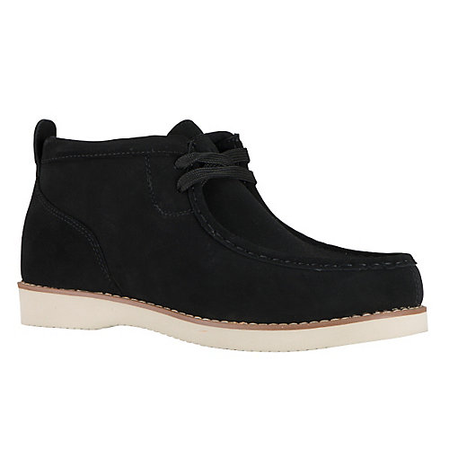 Lugz Mens Casual Ankle Boot Freeman Moc Toe Chukka
