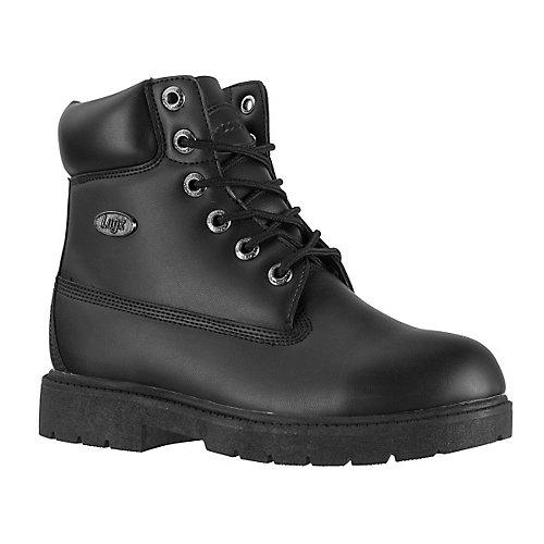 882e3768a079d Lugz Shifter 6″ Women s Black Low Heel Combat Boot
