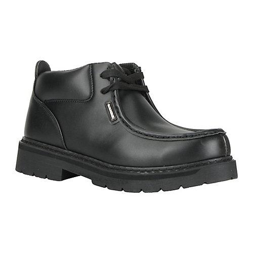 Lugz Mens Black Boots Strutt
