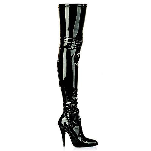 pleaser 3000 high heel thigh high boot