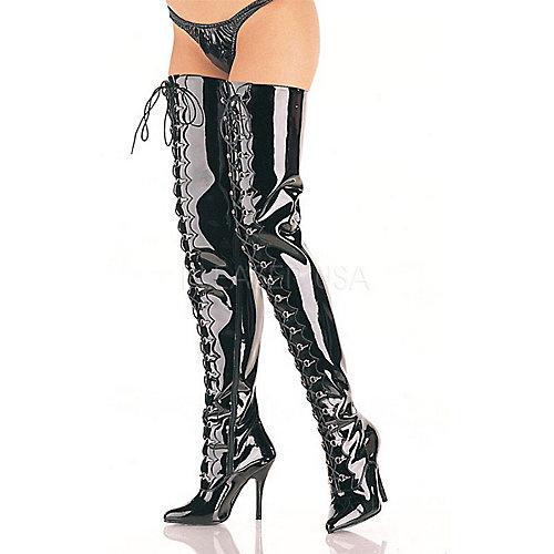 Seduce-4026 womens high heel thigh-high boot