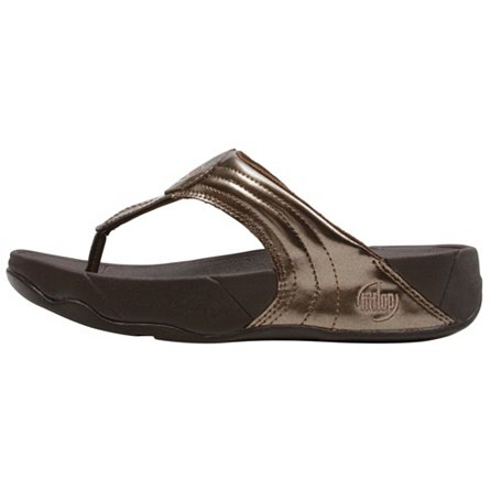 FitFlop Walkstar 3 Metallic Patent
