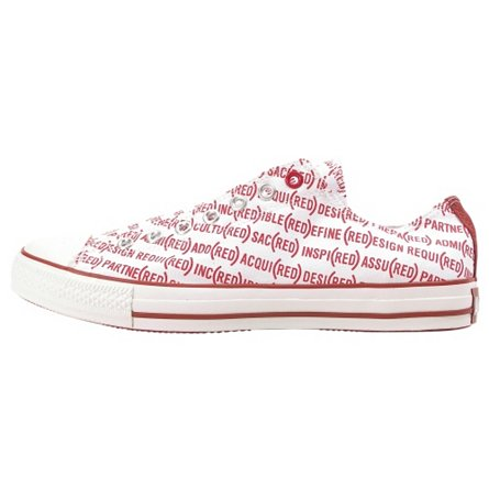 (PRODUCT) Red Chuck Taylor All Star Ox