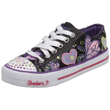 Lights- Shuffles - Flirty Flutters(Toddler/Youth)