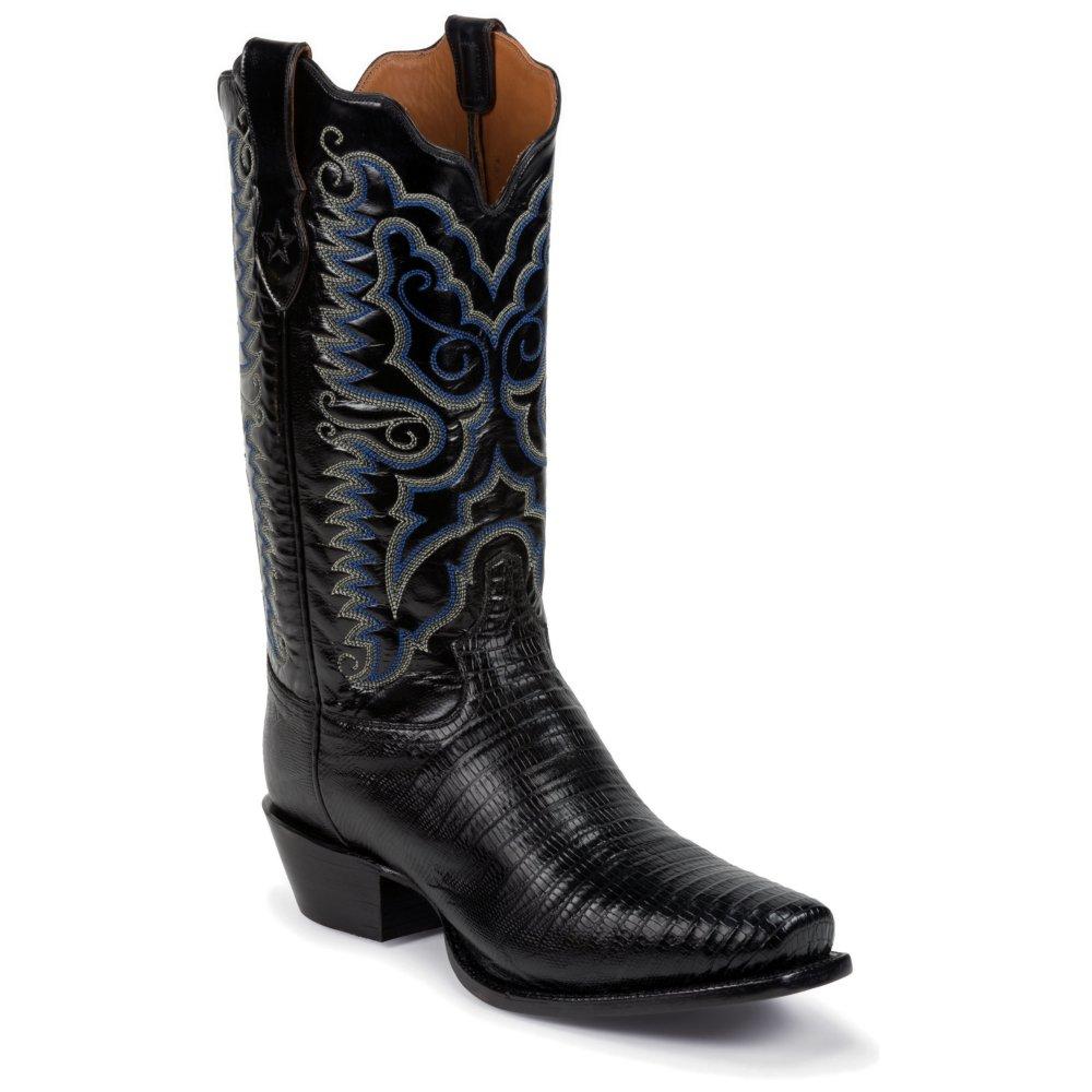 foots wear best price tony lama black glazed lizard